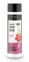 Organic Shop ECO - Hodvábny nektár - Šampón 280 ml