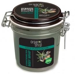 Organic Shop - Posilňujúci telový zábal 350 ml