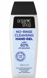 Organic Shop - čistiaci gél na ruky