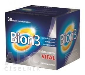 BION 3 VITAL tbl 1x30 ks