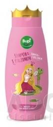 Bupi KIDS Šampón s balzamom ružový 1x250 ml