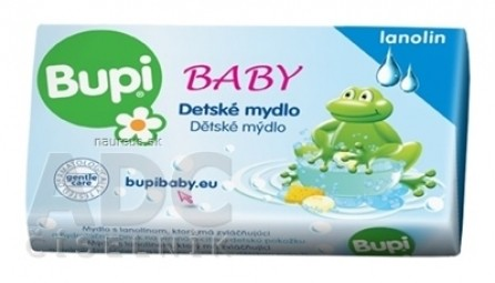 Bupi BABY Tuhé mydlo