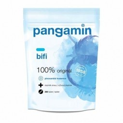 PANGAMIN BIFI Vrecko 200 tbl
