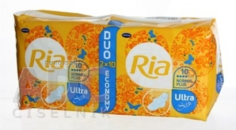 Ria Ultra Silk normal PLUS DUOPACK
