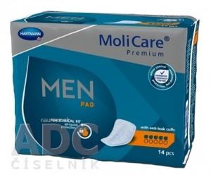 MoliCare Premium MEN PAD 5 kvapiek