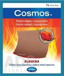 COSMOS Hrejivá náplasť s kapsaicínom KLASICKÁ