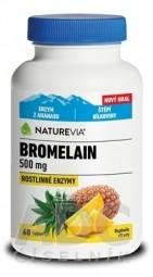 SWISS NATUREVIA BROMELAIN 500 mg