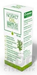 NOSKO OIL nosový sprej na suchý a svrbiaci nos 1x10 ml