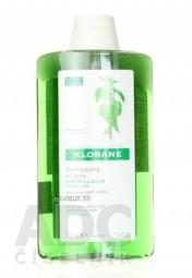 KLORANE SHAMPOOING à l'Ortie šampón s výťažkami zo žíhľavy, mastné vlasy 1x400 ml