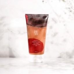 Olejový sprchový gél pre ženy s mandľovým olejom a ružou