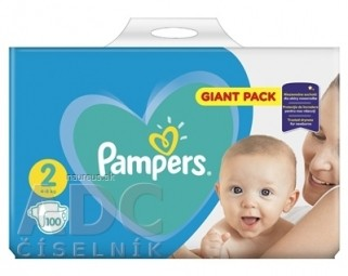 PAMPERS baby Giant Pack 2 Mini