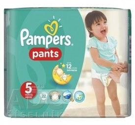 PAMPERS Active PANTS CP 5 Junior