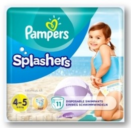 PAMPERS SPLASH MAXI 4-5