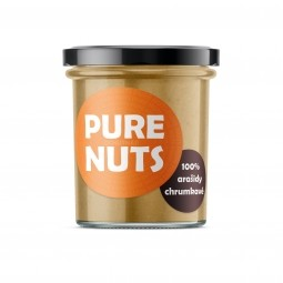 Pure nuts 100% arašidy chrumkavé, 330 g