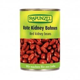 Červené fazule sterilizované BIO 400 g Rapunzel *