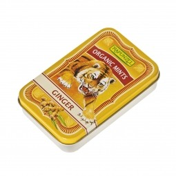 Zázvorové bonbóny BIO 50 g Rapunzel *