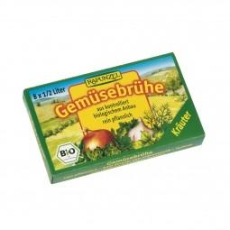 Zeleninový vývar bylinkový v kocke BIO 8 ks Rapunzel *