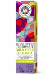 RBA Prírodná certifikovaná zubná pasta - Divoké sibírske jablko - Silné zuby a ďasná