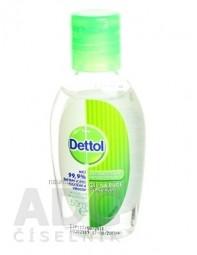 Dettol antibakteriálny gél na ruky 1x50 ml