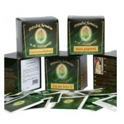 Prír. farmácia ČAJ ŽLČNÍKOVÝ bylinný 1x60 g