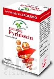 HerbVitea PROLONG PYRIDOXÍN