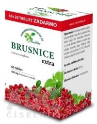 HerbVitea BRUSNICE extra 400 mg