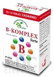 HerbVitea B-KOMPLEX forte