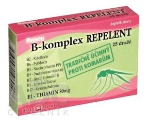 B - komplex REPELENT - RosenPharma