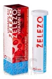ŽELEZO + Vitamín B12 - RosenPharma