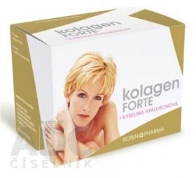 KOLAGÉN Forte + Kyselina Hyalurónová - RosenPharma