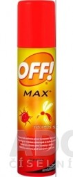 OFF! MAX spray