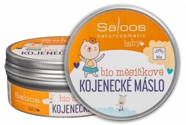 Bio nechtíkové dojčenské maslo