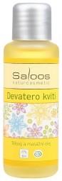 Deväť kvetov - telový a masážny olej 50