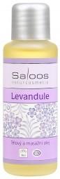 Levanduľa - telový a masážny olej 50