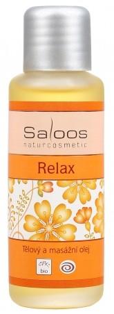 Relax - telový a masážny olej 50
