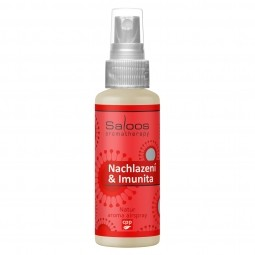 Nachladnutie & Imunita Natur aróma Airspray