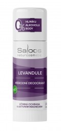 Bio deodorant levanduľa