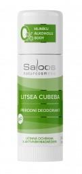 Bio deodorant litsea cubeba