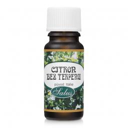 Éterický olej CITRON BEZ terpénu 5 ml