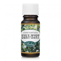 Zmes éterických olejov Euka - Mint 10 ml