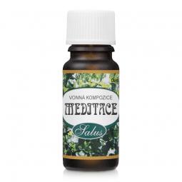 Zmes éterických olejov Meditácia 5 ml
