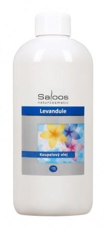 Levanduľa - olej do kúpeľa  500