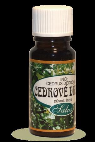 Éterický olej CÉDROVÉ DREVO 50 ml