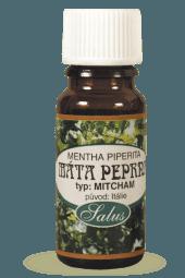 Éterický olej MÄTA PIEPORNÁ - typ MITCHAM 10 ml