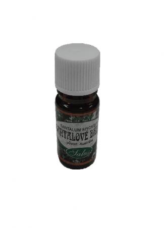 Éterický olej SANTALOVÉ DREVO 5 ml Austrália