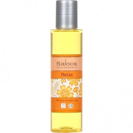 Relax - telový a masážny olej 125