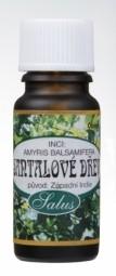 Éterický olej SANTALOVÉ DREVO Západná India 5 ml