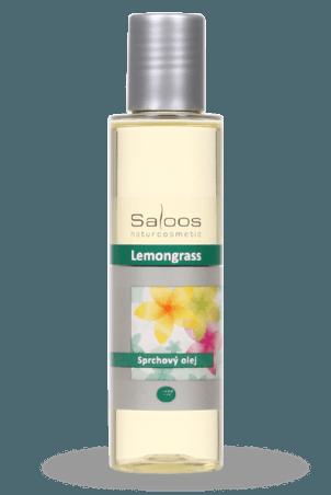 Lemongrass - sprchový olej 125