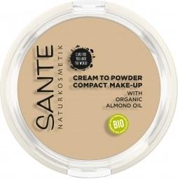 Kompaktný make-up - 9g - 01 Cool Ivory
