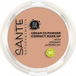 Kompaktný make-up - 9g - 02 warm meadow